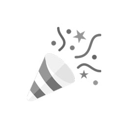 Special candle 40-jarige