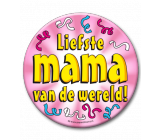 Button XL Mama