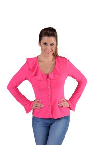 Jersey Bloes Pink