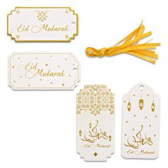 Suikerfeest Eid Mubarak Cadeau Labels