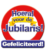 Huldeschild Jubilaris