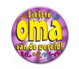 Button XL Oma
